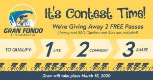 Gran Fondo - Facebook Contest